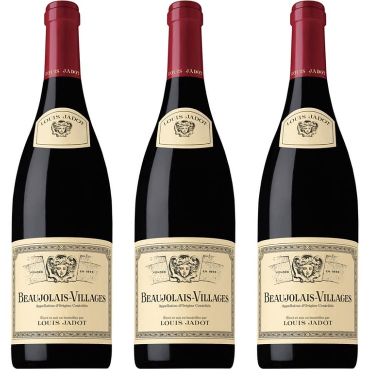 Beaujolais Villages  Louis Jadot Wine 750 ml