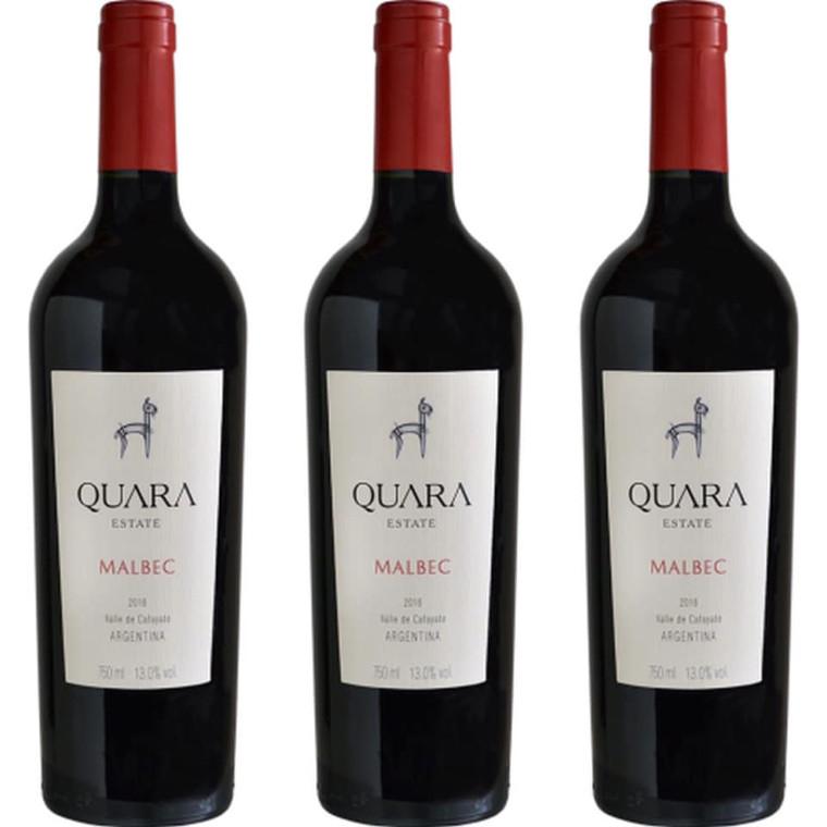 Quara Estate Malbec Wine - 750 ml