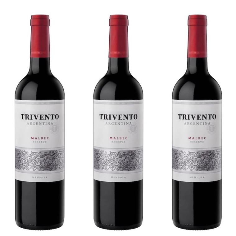 Trivento Reserve Malbec Argentina 2017 Wine - 750 ml
