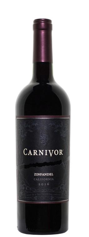 Carnivor Zinfandel 2016 Wine - 750 ml