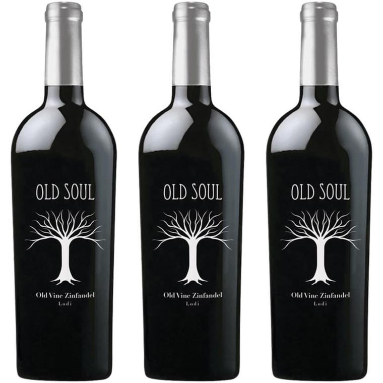 Old Soul Vineyards Zinfandel Lodi 2016 Wine - 750 ml