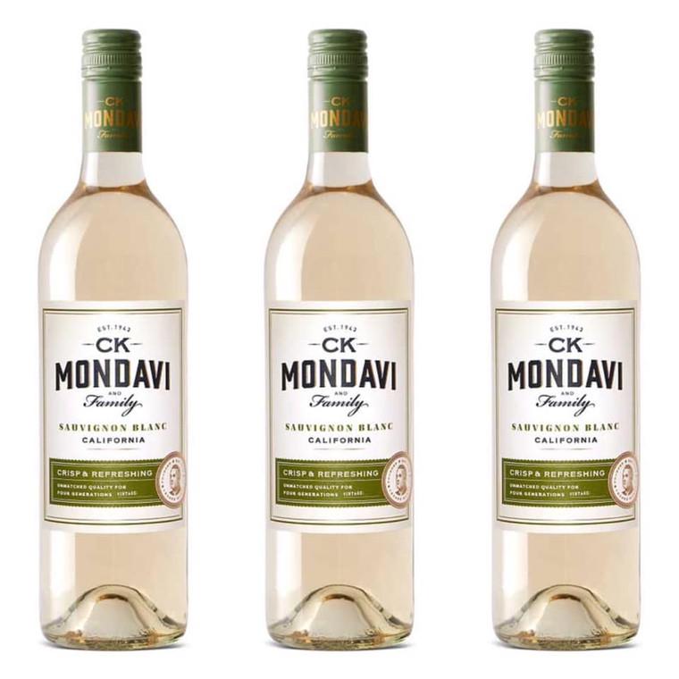 CK Mondavi Sauvignon Blanc California Wine 750 ml