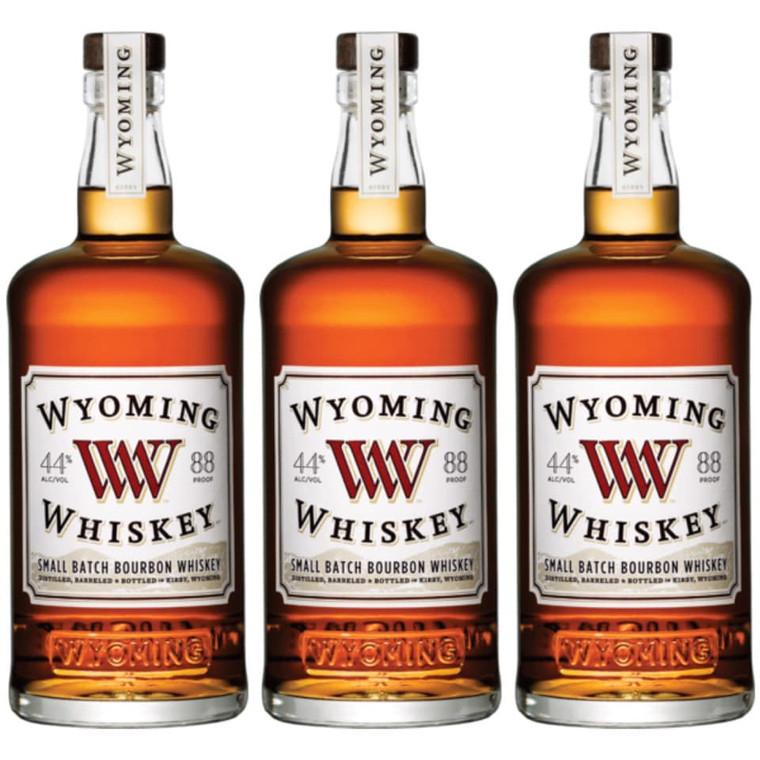 Wyoming Whiskey Small Batch Bourbon Whiskey 750 ml
