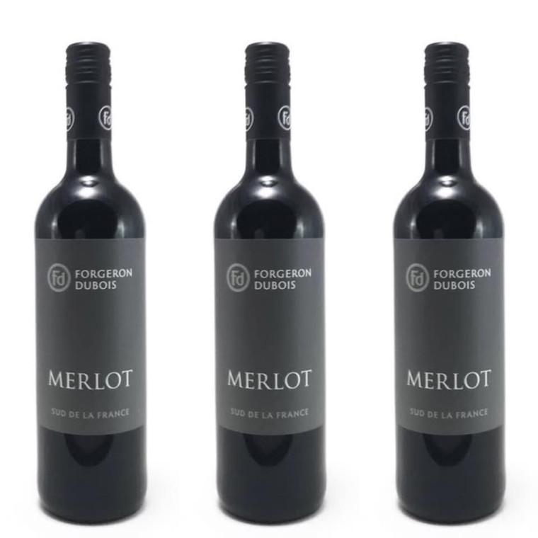 Forgeron Cellars Merlot Wine - 750 ml
