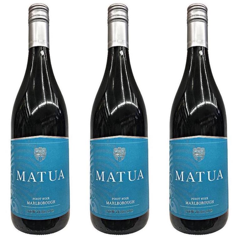 Matua Marlborough Pinot Noir Wine 750 ML