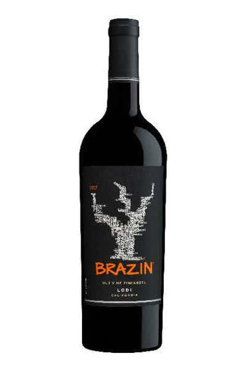 Brazin Old Vine Zinfandel Wine 750 ml