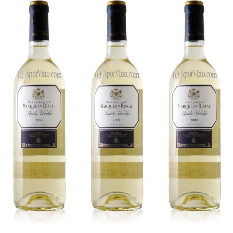 Buy Marqués de Riscal Rueda Verdejo Wine - 750 ml