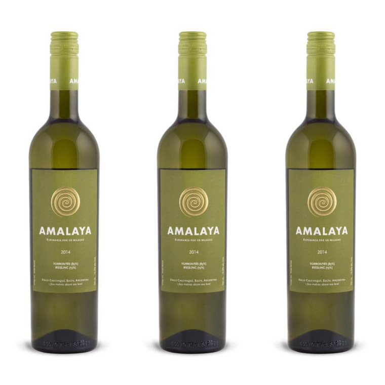 Amalaya Torrontes Riesling Wine 750 ml
