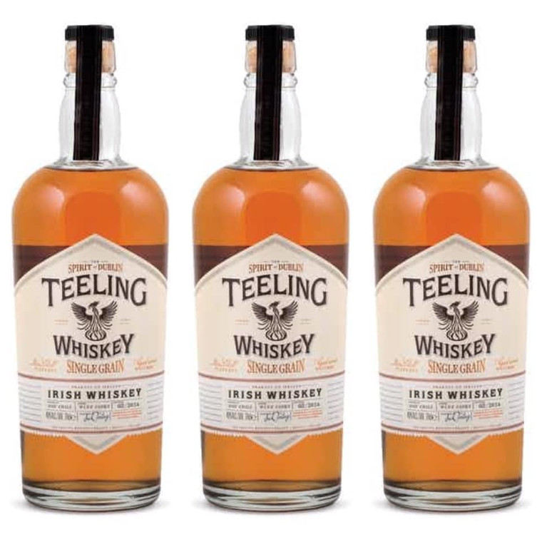 Teeling Single Grain Irish Whiskey 750 ml