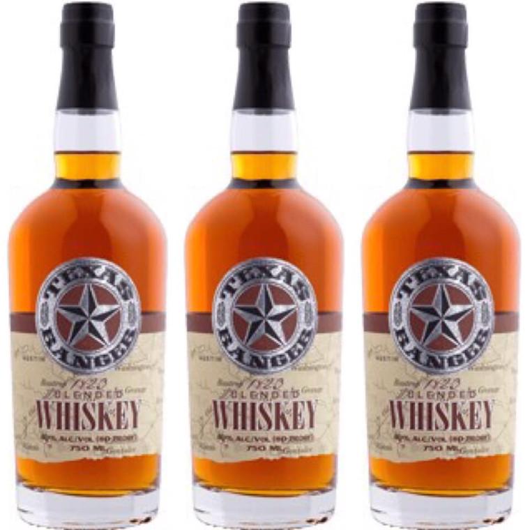 Texas Ranger 1823 Blended Whiskey 1.75 L