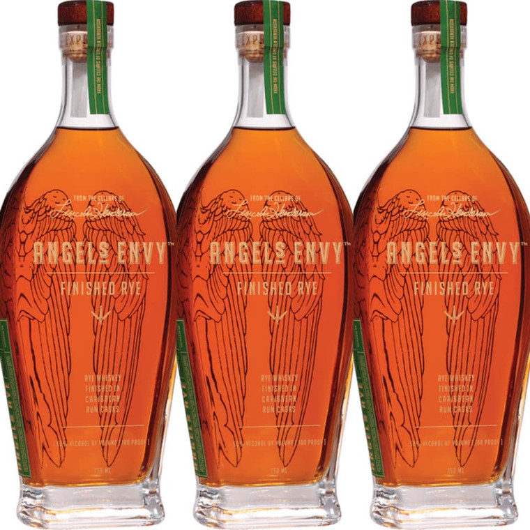 Angel's Envy Finished Rye 100 Proof  Whiskey 750 ml