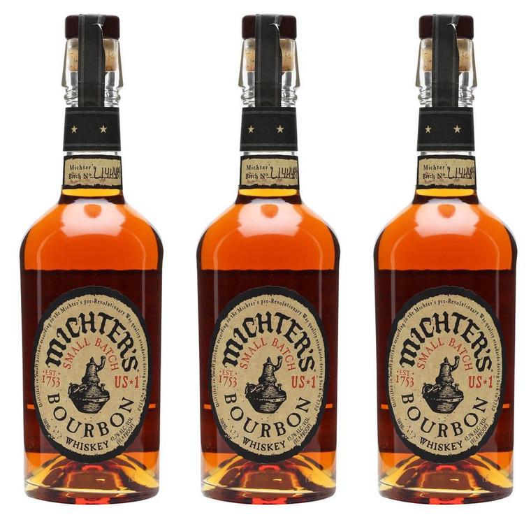 Michter's Small Batch Kentucky Straight Bourbon Whiskey 750 ml