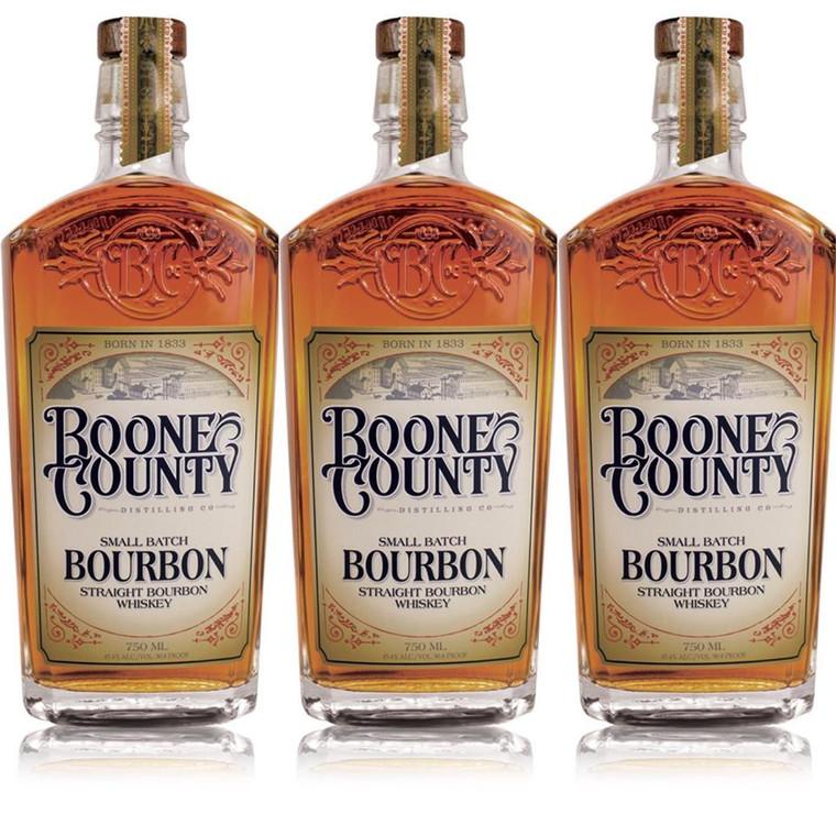 Boone County Distilling Company Small Batch Straight Bourbon Whiskey 750 ml