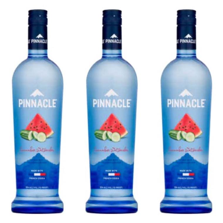 Pinnacle Cucumber Watermelon Vodka 1.75 L
