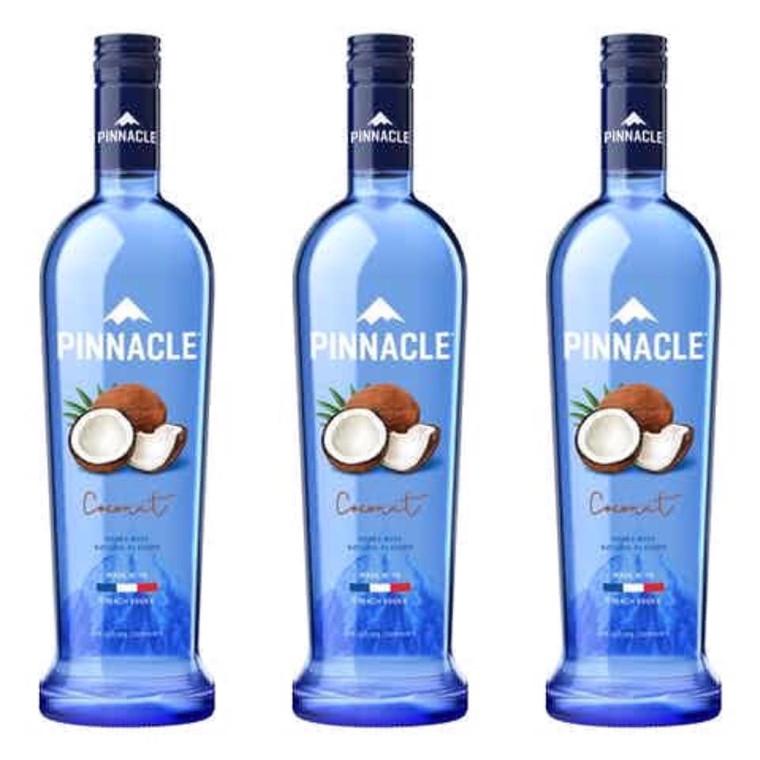 PINNACLE COCONUT VODKA 1.75 L