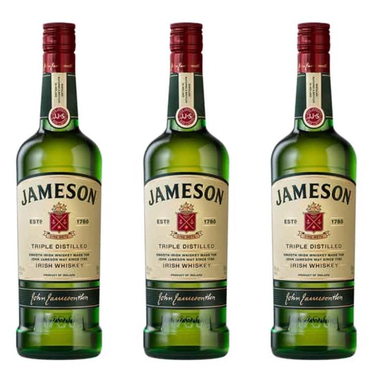 Jameson Irish Blend Whiskey 750 ml