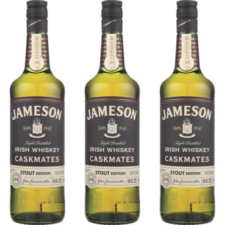 Jameson Caskmates Stout Irish Whiskey 750 ml