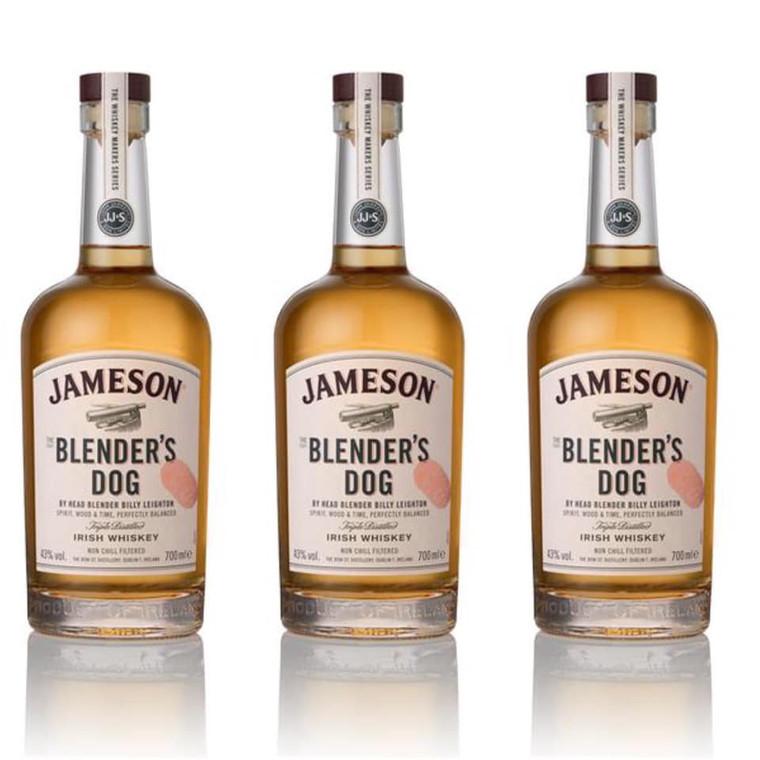 Jameson Blender's Dog Irish Whiskey 750 ml