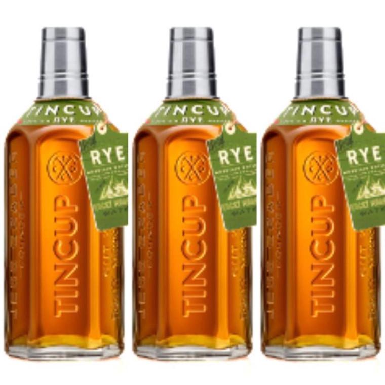 Tincup American Rye Whiskey 750 ml