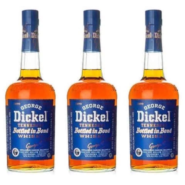 George Dickel Bottled in Bond Whiskey 750 ml