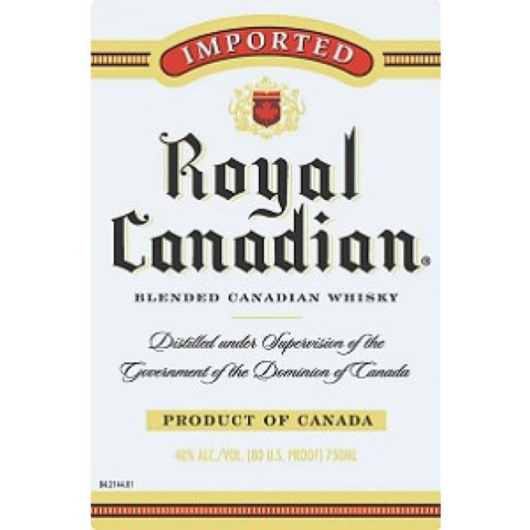 Royal Canadian Blended Whiskey 200 ml