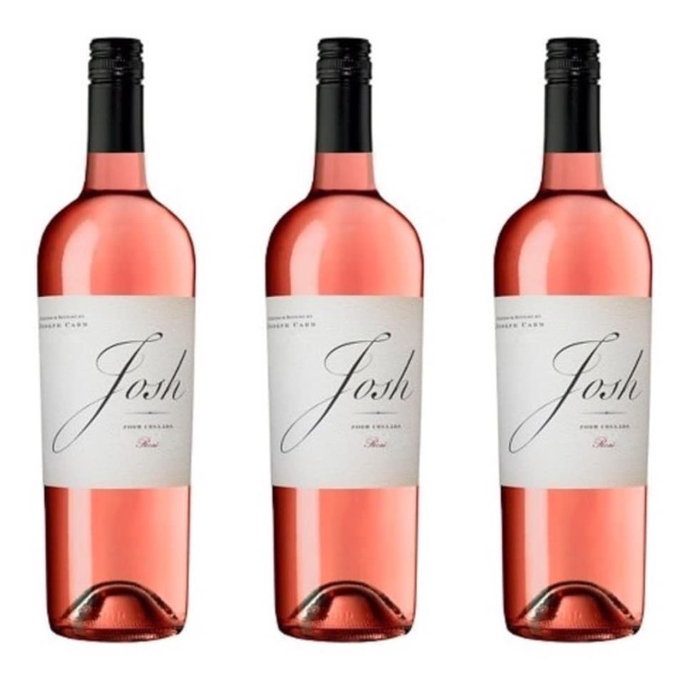 JOSH CELLARS ROSE WINE 750 ML