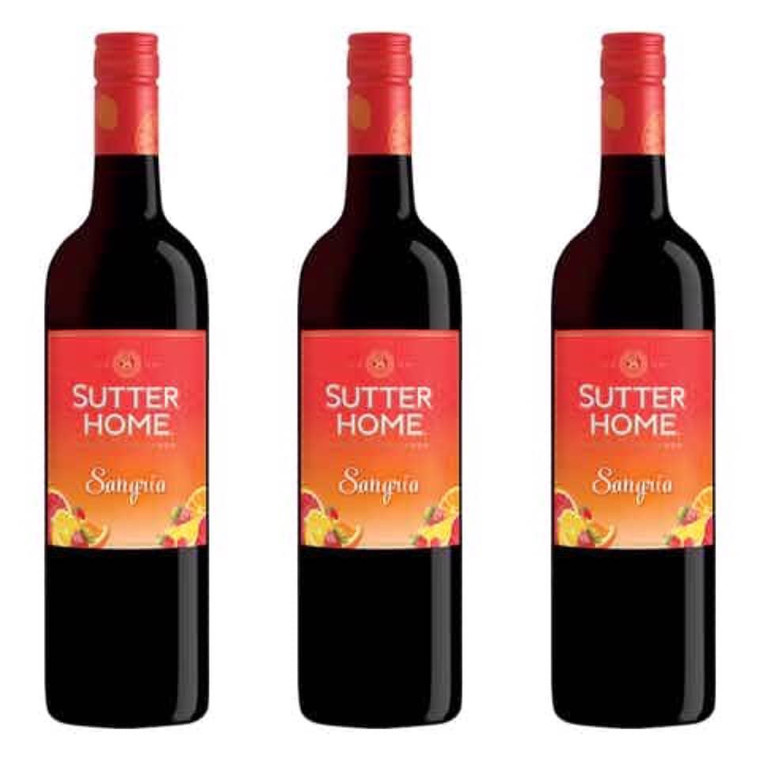 Sutter Home Sangria Wine 750 ml