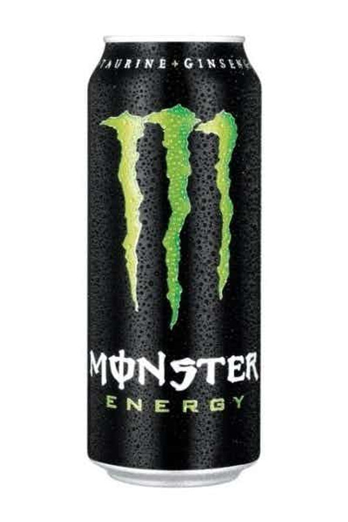 Monster Energy Drink Green 16 Oz Can