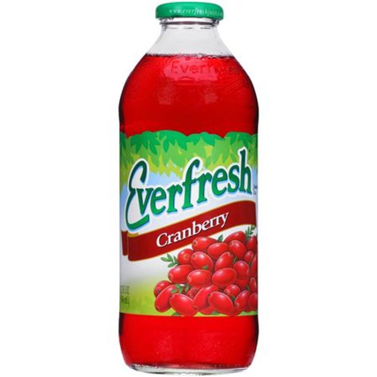 Everfresh Cranberry Juice Blend Cocktail, 32 Oz.