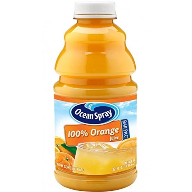Ocean Spray 100% Orange Juice 64 Oz
