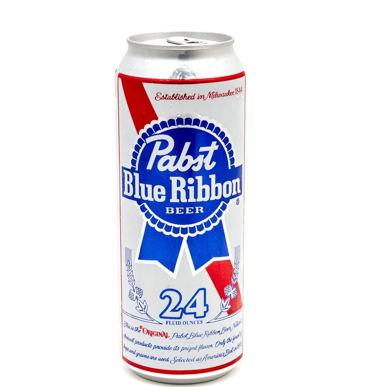Pabst Blue Ribbon - Beer - 24 Oz Can