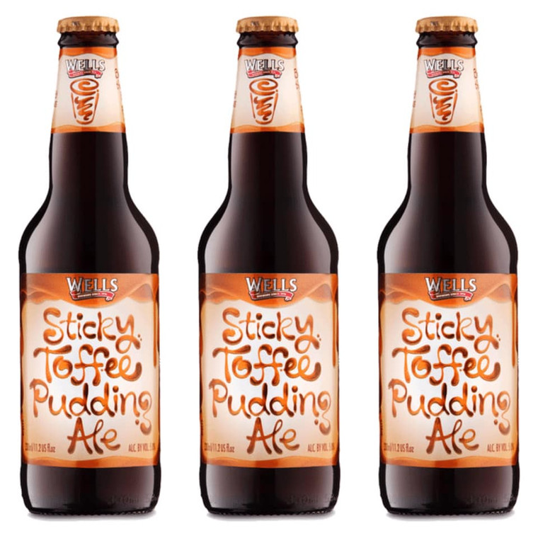 Eagle Brewery Sticky Toffee Pudding Ale 11.2 Oz / 4 Pack Bottle
