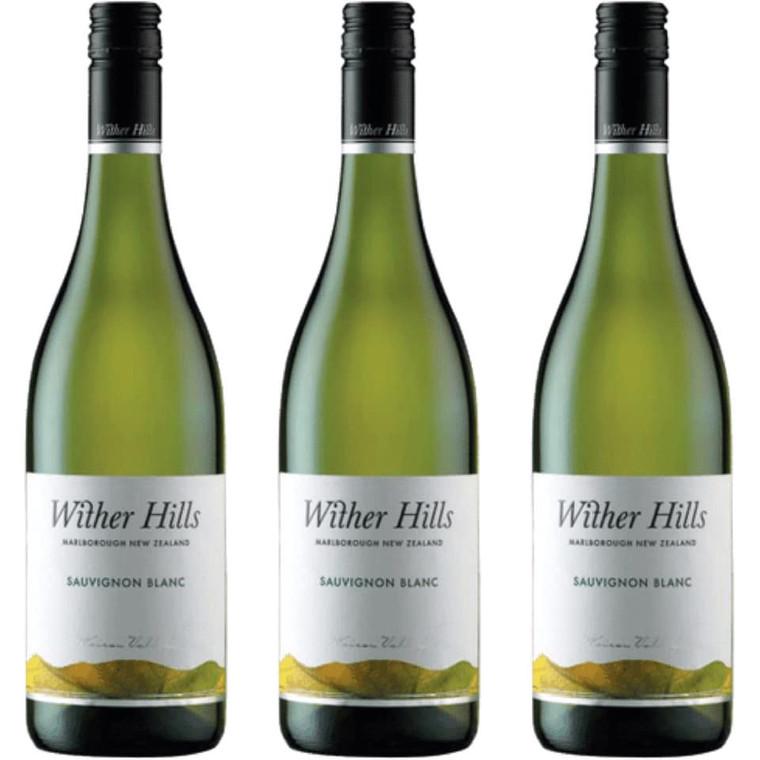 WITHER HILLS SAUVIGNON BLANC NEW ZEALAND 750 ML