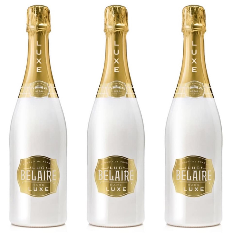 Luc Belaire Luxe Brut Champange 750ML