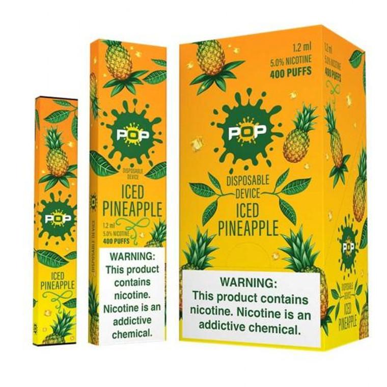 Pop Disposable Iced Pineapple Pod Vape Device