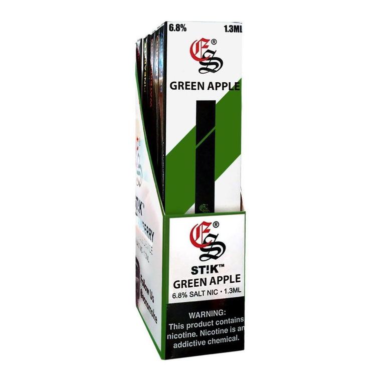 Eon Stik Disposable Green Apple Flavor