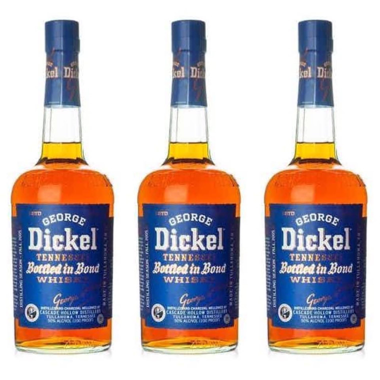 GEORGE DICKLE BOTTLED IN BOND 11 YEARS WHISKEY 750 ML