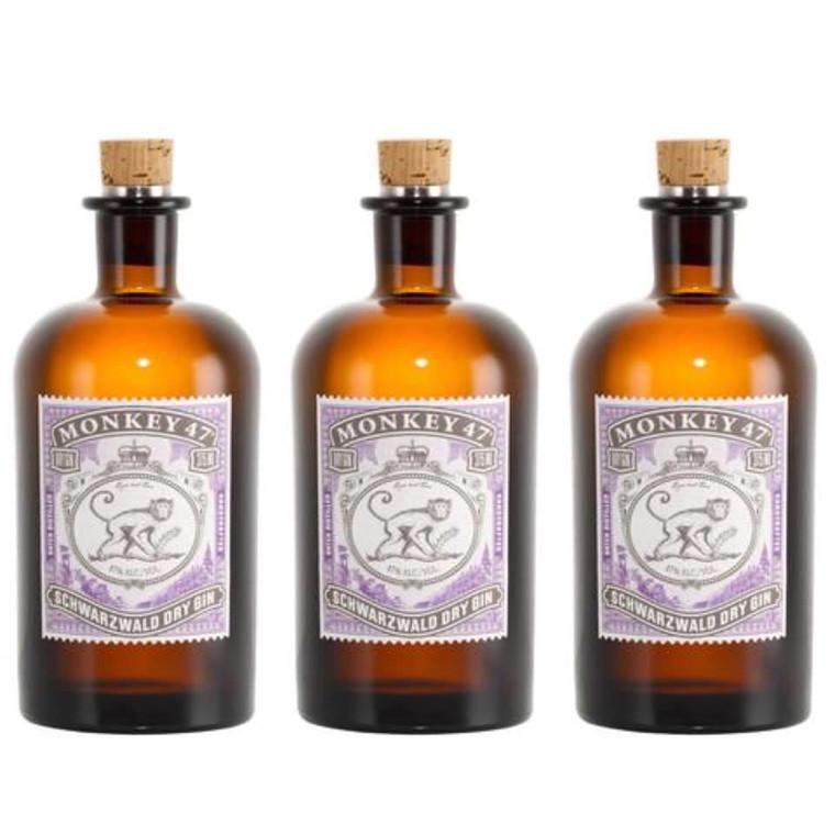 Monkey 47 Schwarzwald Dry Gin 375 ml