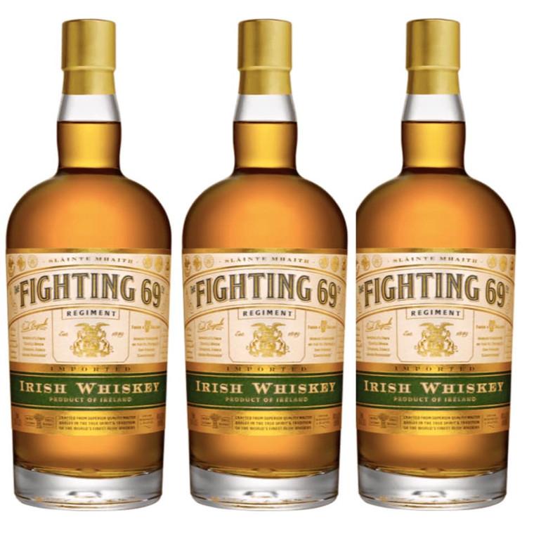 FIGHTING 69 IRISH WHISKEY 750 ML