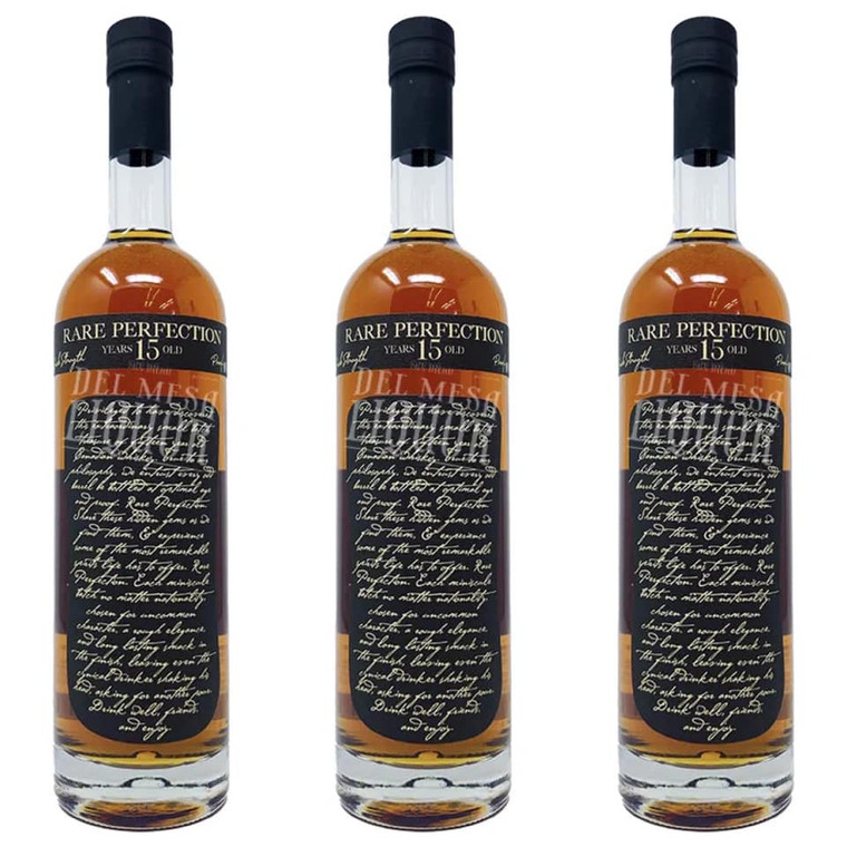 RARE PERFECTION CASK ST. 15 YEARS 119.9P WHISKEY 750 ML