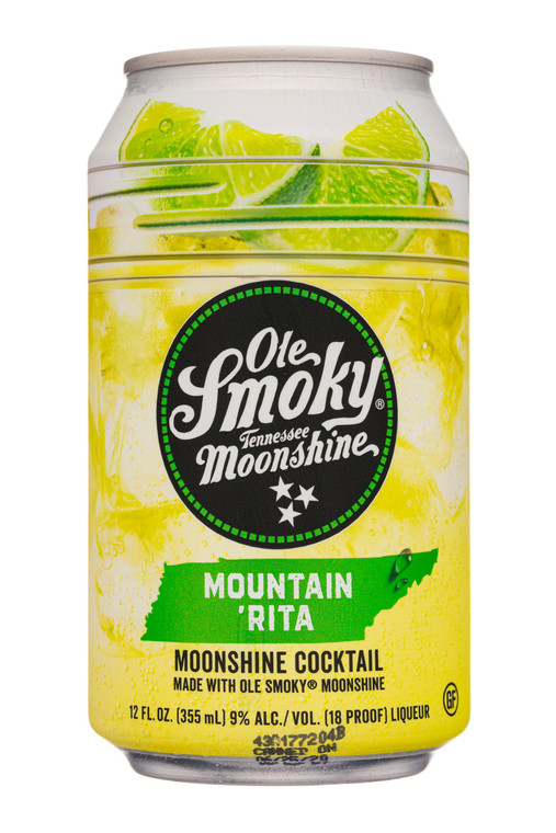 OLE SMOKY MOONSHINE MOUNTAIN RITA COCKTAILS 12 OZ / 4 PACK
