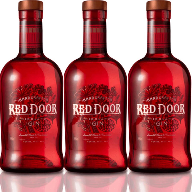 RED DOOR HIGHLAND SMALL BATCH GIN 750 ML