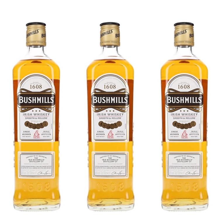 Bushmills Irish Whiskey, 750 mL