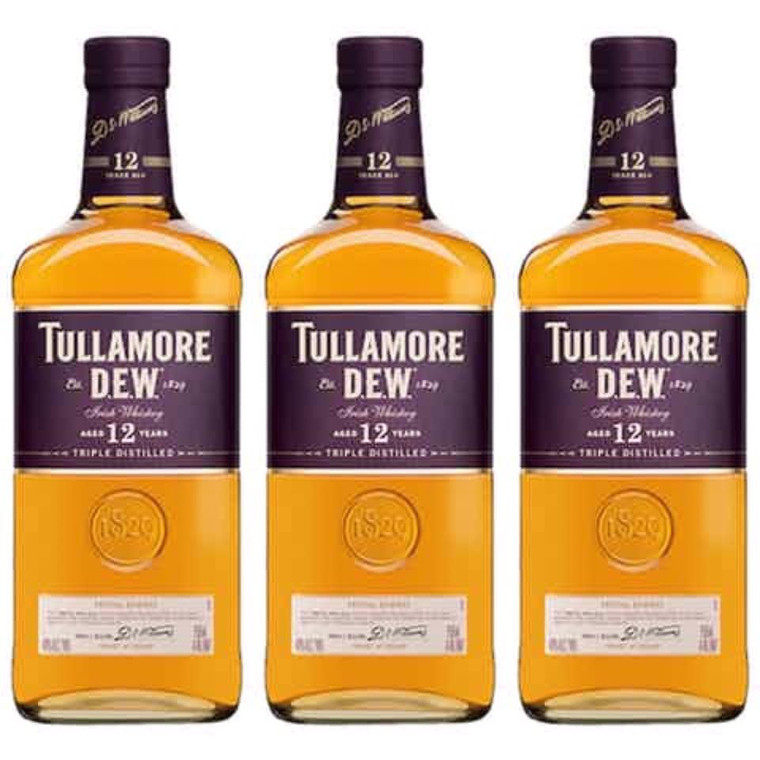 Tullamore D.E.W., 12 Year Old Special Reserve Irish Whiskey · 750 mL