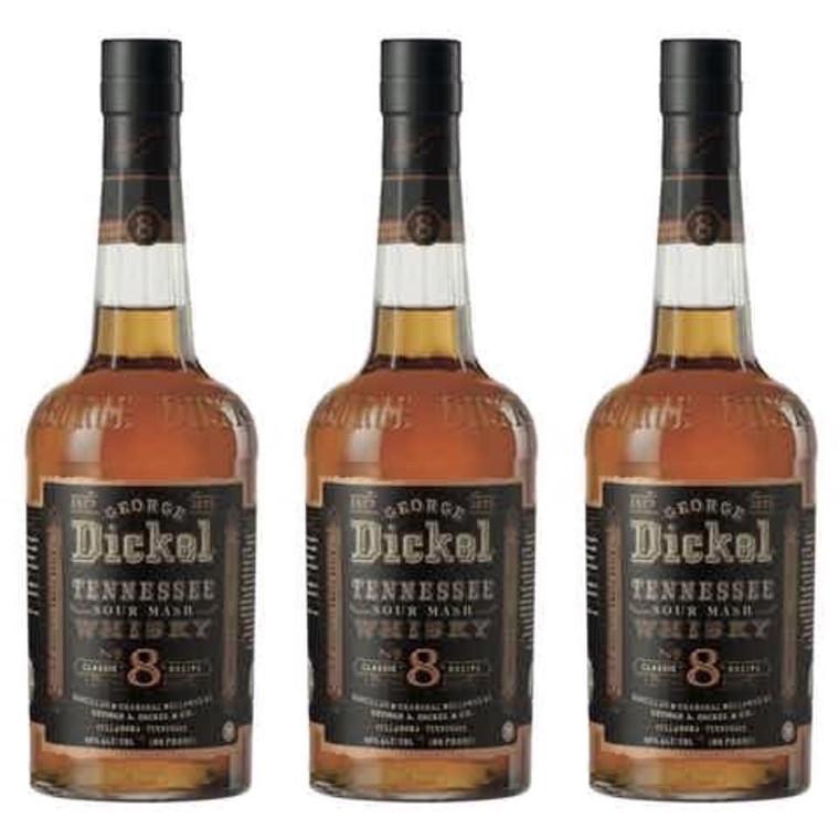 George Dickel No. 8 Whiskey, 750 mL