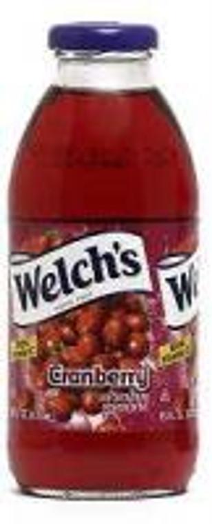 Welch's Cranberry 16 Oz