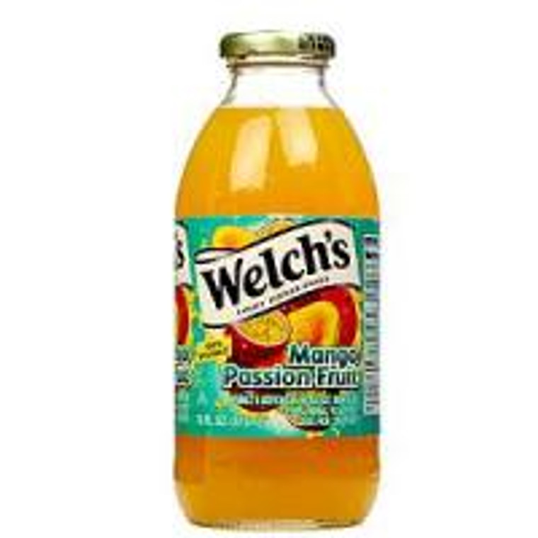 Welch's Mango Pass Fruit 16 Oz