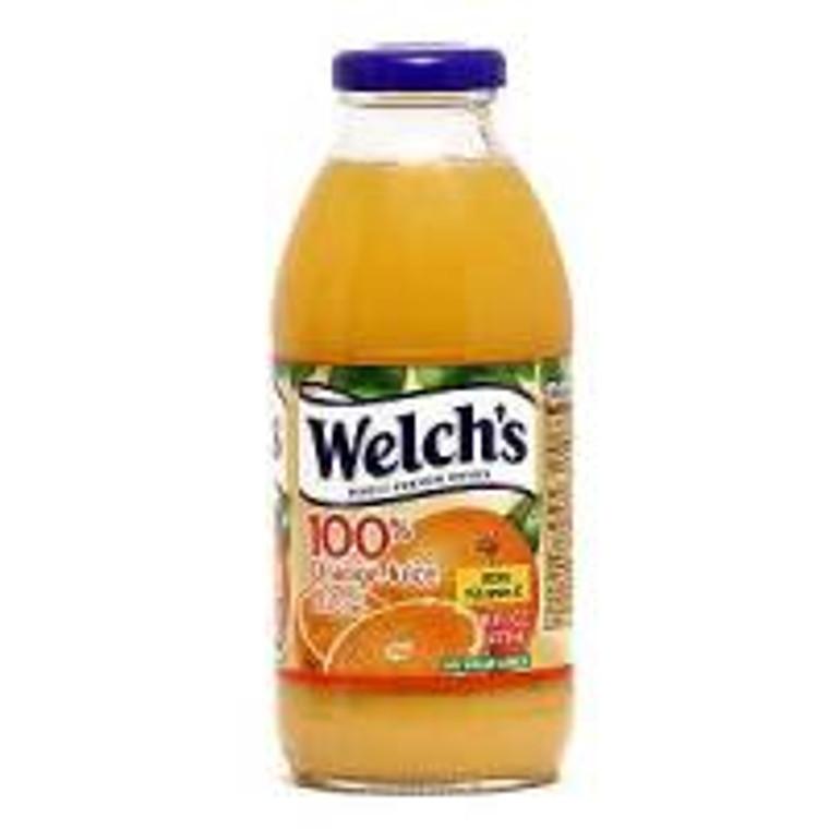 Welch's Orange Juice 16 Oz