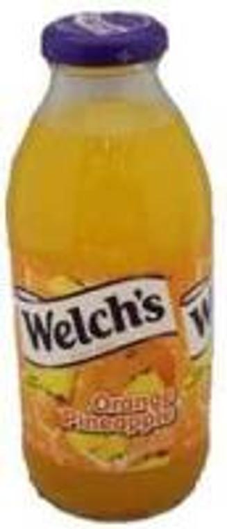 Welch's Orange Pineapple 16 Oz
