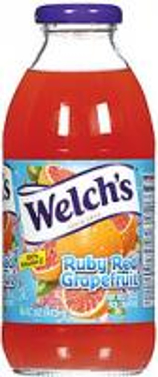 Welch's Ruby Red Grapefruit 16 Oz